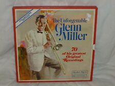 The Unforgettable GLENN MILLER - 70 Greatest - COLLECTORS EDITION Readers Digest