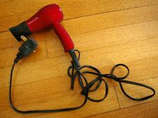 BaByliss ProTT hair dryer tourmaline titanium 1500 collapsible travel 250 125