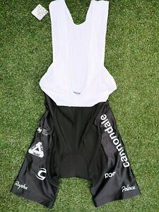 BNWT ~ Replica ~ Cannondale EF Education Padded Cycling Bike Bib Shorts ~ Large