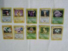 Lot of 10 Pokemon Cards