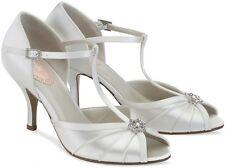 Paradox Satin Bridal Shoes