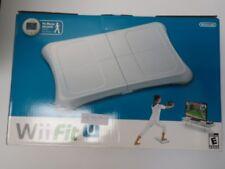 Wii Fit U with Wii Balance Board accessory & Fit Meter (Nintendo Wii U, 2014) MR