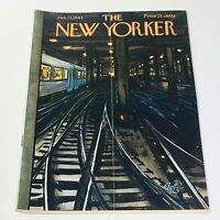 The New Yorker: January 12 1963 - Full Magazine/Theme Cover Arthur Getz