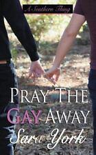 Pray the Gay Away by Sara York (2014, Paperback)