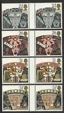 Space Great Britain Elizabeth II Decimal Stamps (1971-Now)