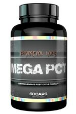 Primeval Labs MEGA PCT supplement, 60 caps.