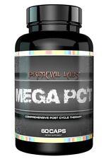 Primeval Labs MEGA PCT supplement, 60 caps.