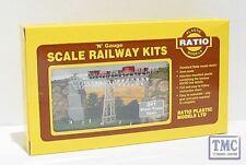 241 Ratio Steel Truss Span, with Steel Trestle N Gauge Plastic Kit