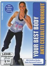 ANDREA/FITNESS BODOR - YOUR BEST BODY/ANTI CELLULITE WORKOUT  DVD NEU