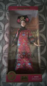 BARBIE DOLLS OF THE WORLD PRINCESS OF CHINA NEW IN BOX