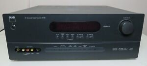 NAD T-753 STEREO RECEIVER POWERS ON SOLD AS IS