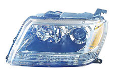 Headlight Assembly Left/Driver Side Fits 2009 Suzuki Grand Vitara NEW