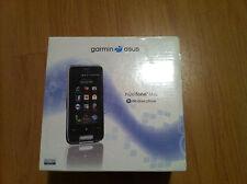 RARE Nuovo di Zecca Garmin-Asus nuvifone M10 - 4 GB-NERA (SIMFREE) Smartphone