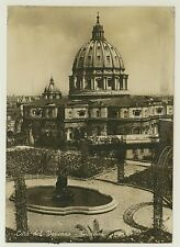 1942 Photo of Vatican City'S Gardens