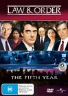 Law And Order : Season 5 (DVD, 2007, 6-Disc Set)