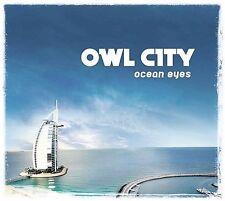 Ocean Eyes by Owl City (CD, Jul-2009, Republic)