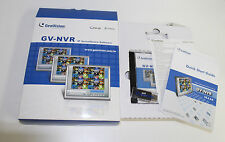 Geovision 2 Ch NVR Software for 3rd Party IP Cam with GV8.5 USB Dongle