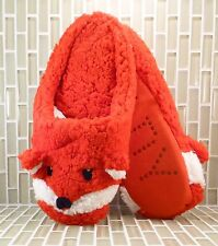 Bath & Body Works Slippers FOXY LADY Red Fox
