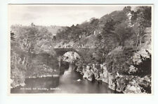 Bridge Of Alvah Banff 1933 Real Photograph Valentines 220327 Card Published 1957