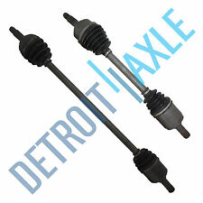 Complete Front Driver and Passenger Side CV Axle Shaft - w/ ABS -EXCEPT SI MODEL