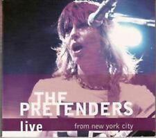 The Pretenders Live From New York City CD NEW factory sealed 7/6/1998