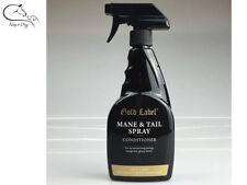 Gold Label Ultimate Mane & Tail detanglerpour Spray Horse contrôle Free Delivery