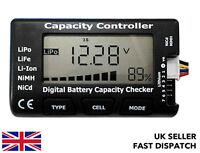 Cellmeter-7 Battery Capacity/Voltage Checker/Tester Meter LiPo LiFe Li-ion NiMH