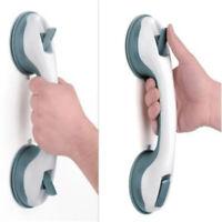 Grip Suction Cup Safe Helping Handle Bath Tub Bathroom Shower Grab Bar Handrail
