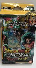 DRAGON BALL Z SUPER CARD GAME  THE CRIMSON SAIYAN