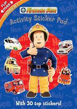 Fireman Sam: Activity Sticker Pack (Flipover Activity Pads)
