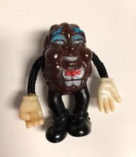 Vintage California Raisin Knock-Off - Posable Rope Arms - Made In Korea 1980's