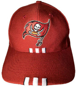 NFL Tampa Bay Buccaneers Pro Line Fitted 7 1/4 Red Hat