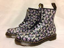 Dr. Martens Leather Ankle Boots Floral Shoes for Women | eBay