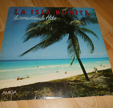 DDR- AMIGA + La Isla Bonita  ++ Schallplatte Vinyl internationale Hits