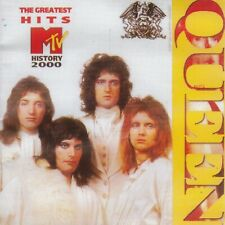 QUEEN - THE GREATEST HITS..MTV HISTORY 2000..BULGARIAN RELEASE...