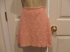 vintage never worn frederick's of hollywood pink MINI / dance skirt-Jr med 7-9