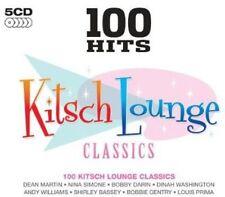 CD de musique rock album lounge