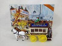 Matchbox Models of Yesteryear London Omnibus 1886 Horse Drawn Carriage YSH2