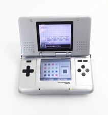 Silver Refurbished Nintendo DS Game Console NDS Video Game System