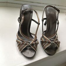 Faith High (3-4.5 in.) 100% Leather Upper Shoes for Women