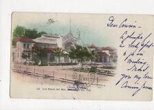 Los Banos Del Mar San Diego Co 1903 Postcard USA 423a