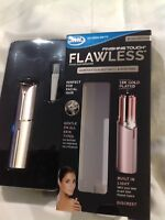 JML Finishing Touch Flawless Hair Remover Blush/Rose Gold
