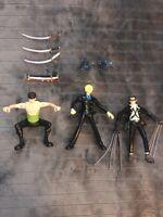 Mattel One Piece: Action Figure Lot Of 3- Sanji Zorro
