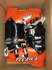 New Tecnica Inferno 130 ski boots, mondo 25.5