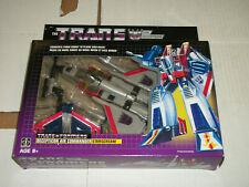 Hasbro Transformers Walmart Reissue G1 STARSCREAM Figure
