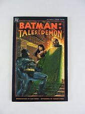 BATMAN Tales of the Demon TPb trade paperback 1st Printing 1991 DC Comics soft c