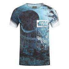 Men's Star Wars Death Star Sublimation T-Shirt