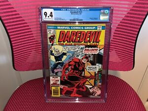 Daredevil #131 CGC 9.4 Origin & 1st App of the new Bullseye