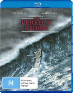 The Perfect Storm :  Mark Wahlberg, George Clooney - Blu-ray - L12