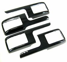 PRUSSIAN BLUE Range Rover L322 autobiography interior Door wood trim kit 4 pcs